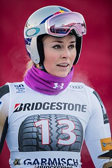 Picture of Lindsey Vonn