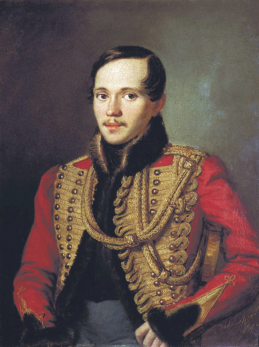 Picture of Mikhail Lermontov