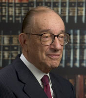 Picture of Alan Greenspan