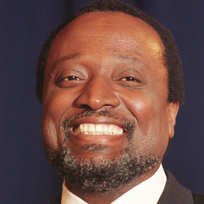 Picture of Alan Keyes