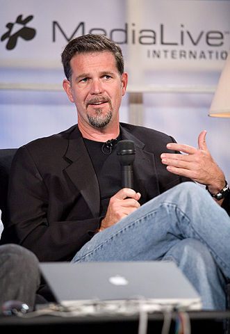Picture of Reed Hastings