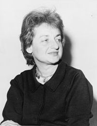 Picture of Betty Friedan