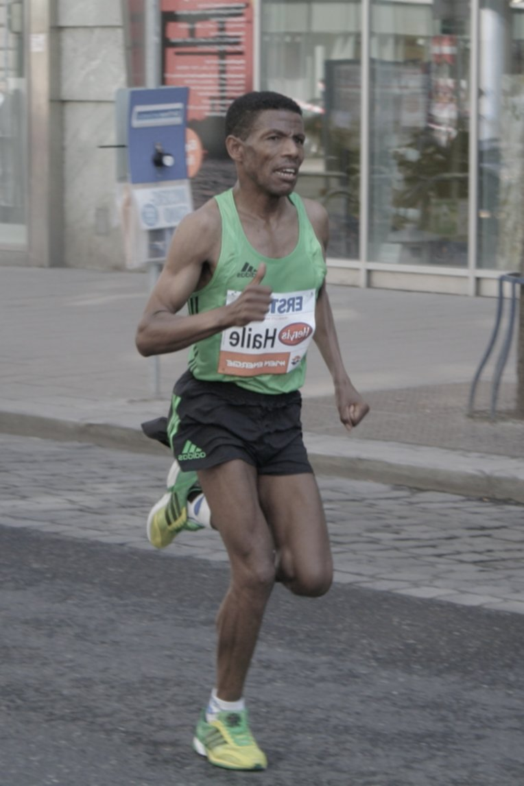 Haile Gebrselassie quotes and images