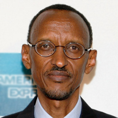 quote by Paul Kagame