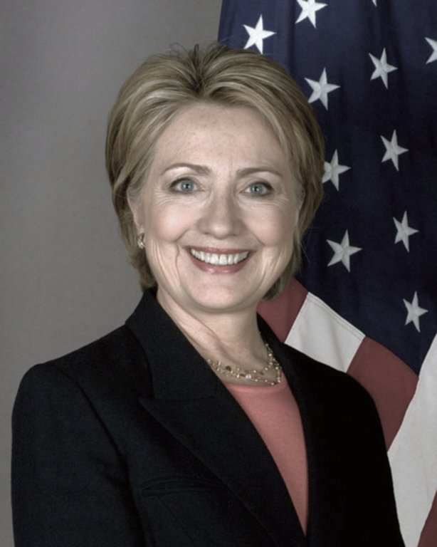 Picture of Hillary Clinton