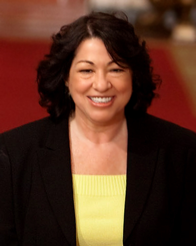 Picture of Sonia Sotomayor