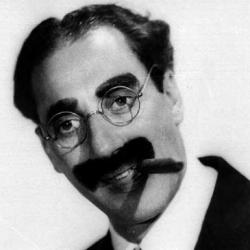 Groucho Marx quotes and images