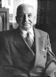 Picture of Ludwig von Mises