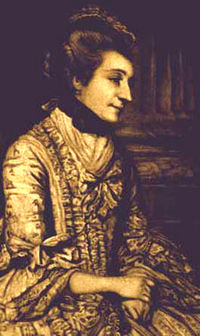 Picture of Elizabeth Montagu
