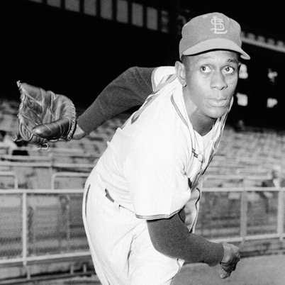 Picture of Satchel Paige