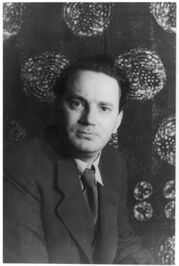 Picture of Thomas Wolfe