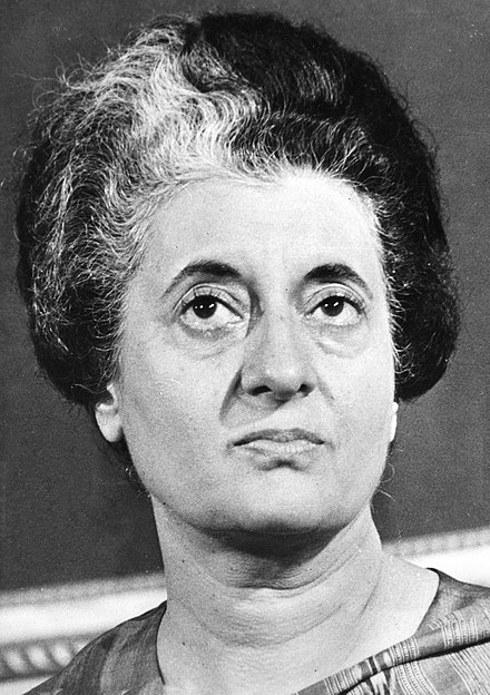 quote by Indira Gandhi
