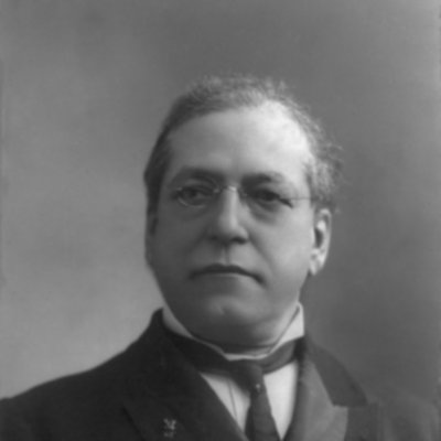Picture of Samuel Gompers