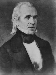 quote by James K. Polk