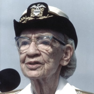 Picture of Grace Hopper