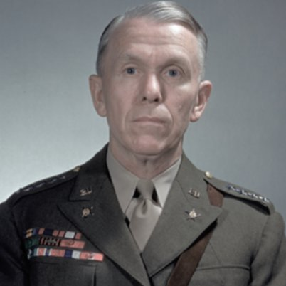 Picture of George C. Marshall