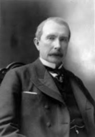 Picture of John D. Rockefeller