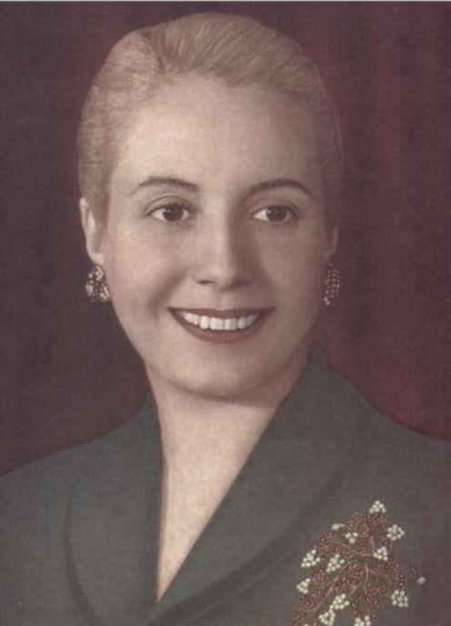 Evita Peron quotes and images