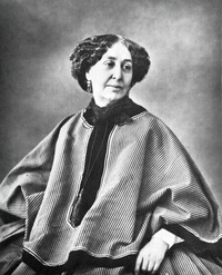 Picture of George Sand