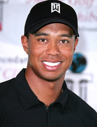 Picture of Tiger Woods