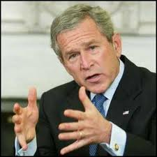 George W. Bush quotes and images