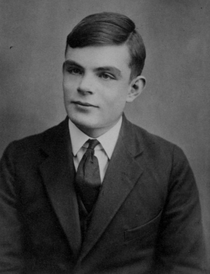 quote by Alan Turing