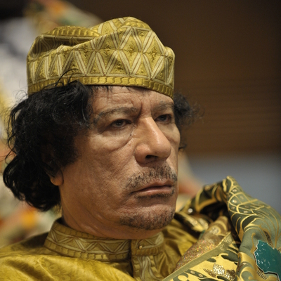 quote by Muammar al-Gaddafi