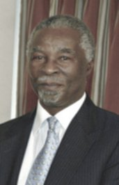 Picture of Thabo Mbeki