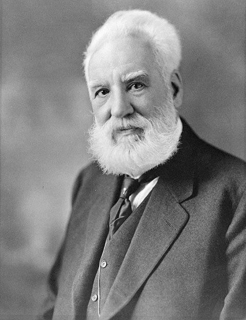 Picture of Alexander Graham Bell