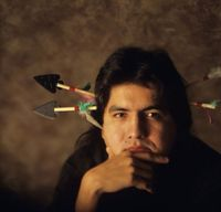 Picture of Sherman Alexie