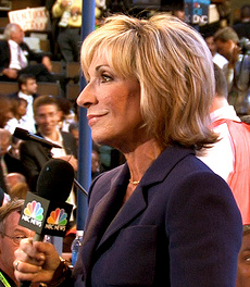 Picture of Andrea Mitchell