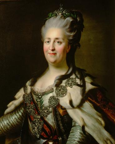 Picture of Catherine II