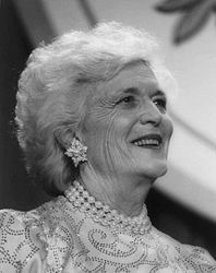 Barbara Bush quotes and images