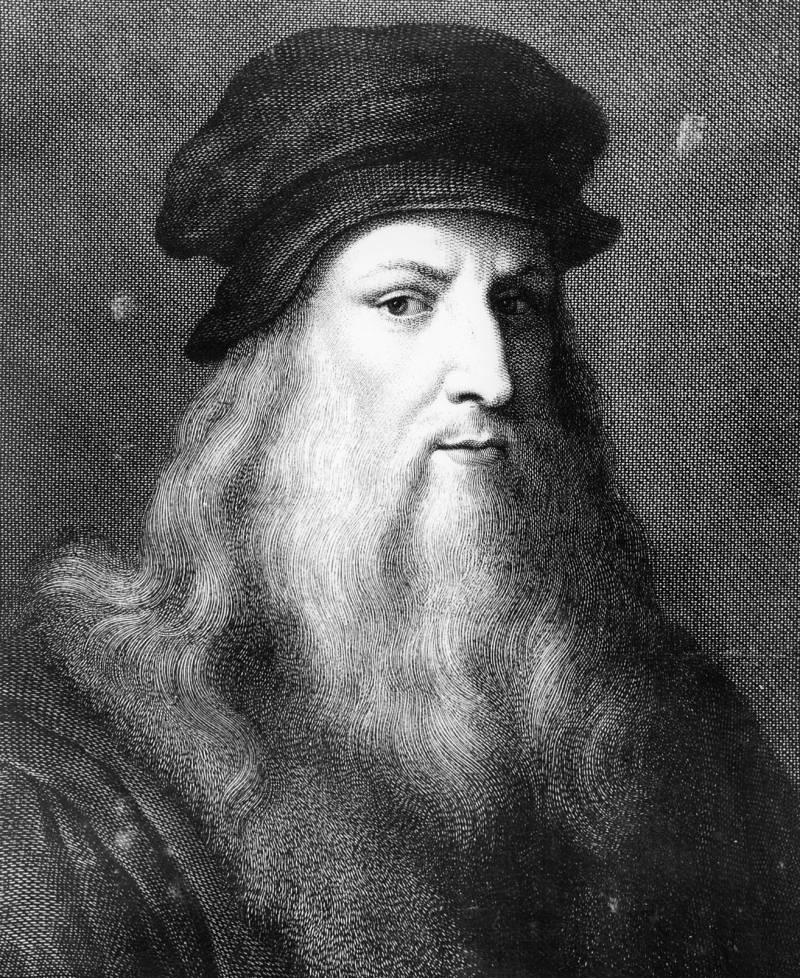 Leonardo DaVinci quotes and images