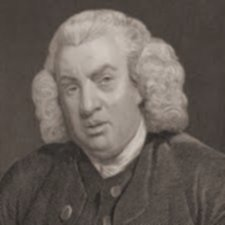 Samuel Johnson quotes and images