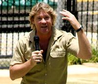 Steve Irwin quotes and images