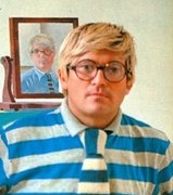 Picture of David Hockney