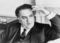 Picture of Federico Fellini
