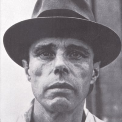 quote by Joseph Beuys