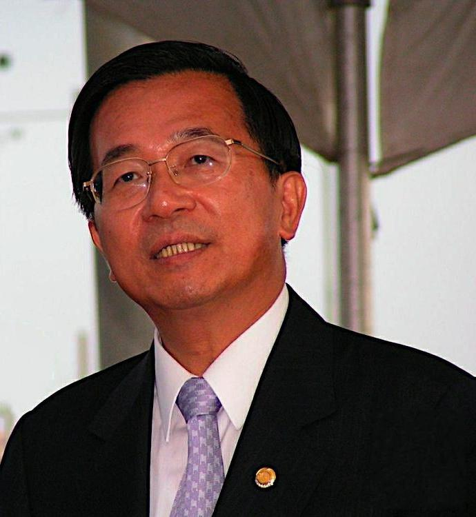 Picture of Chen Shui-bian