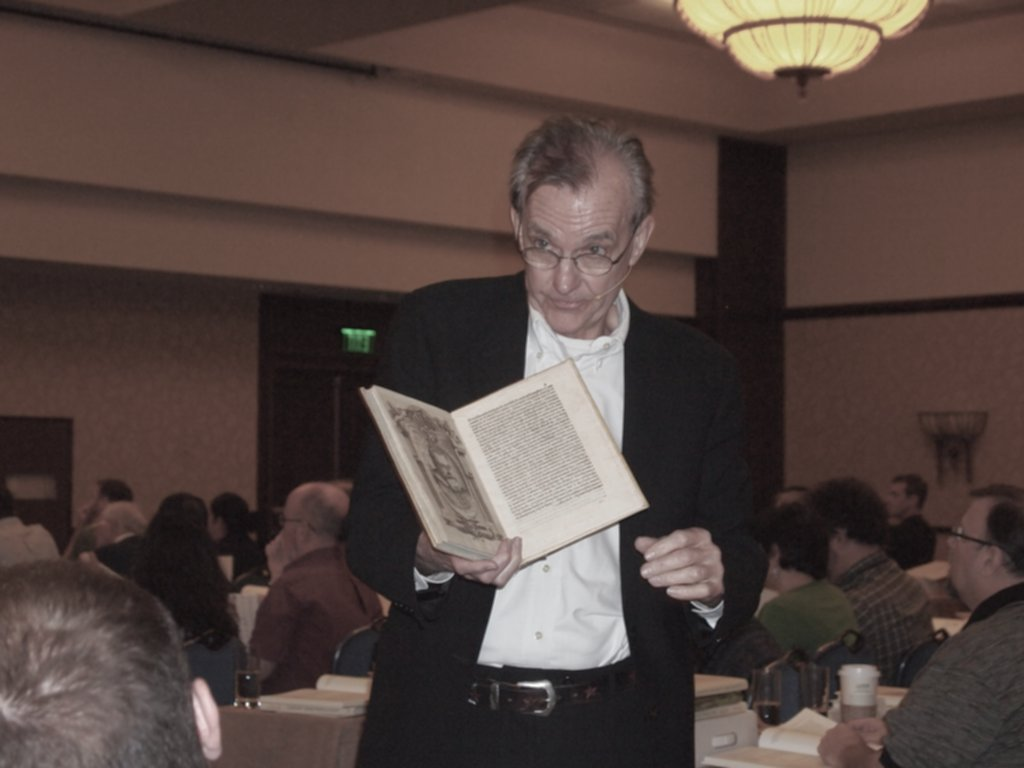 Picture of Edward Tufte