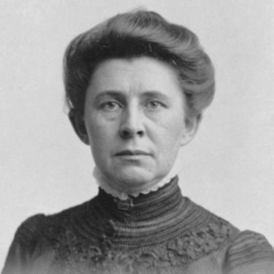 Picture of Ida Tarbell