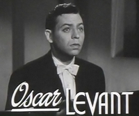 Oscar Levant quotes, quotations, sayings and image quotes