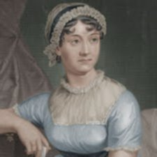 Picture of Jane Austen