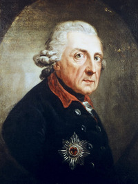 Picture of Frederick the Great