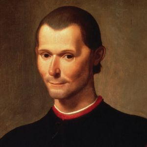 Picture of Niccolo Machiavelli