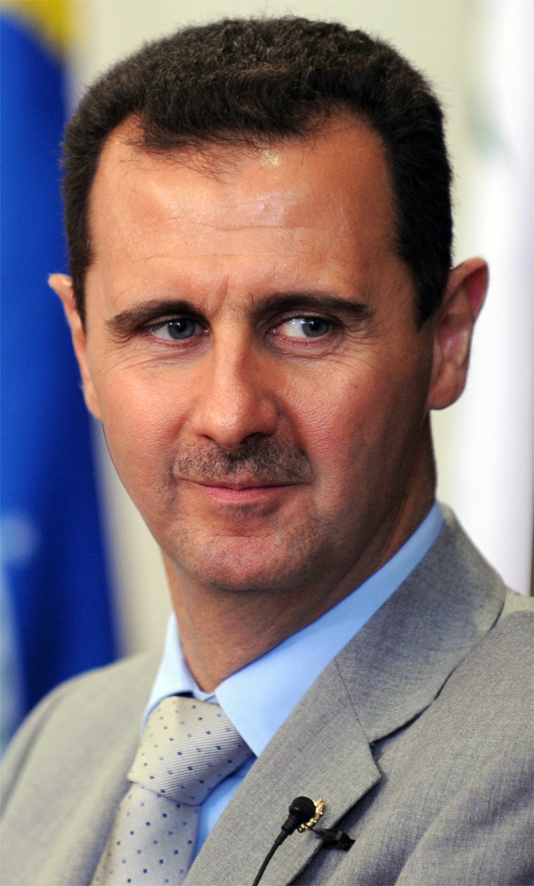 quote by Bashar al-Assad