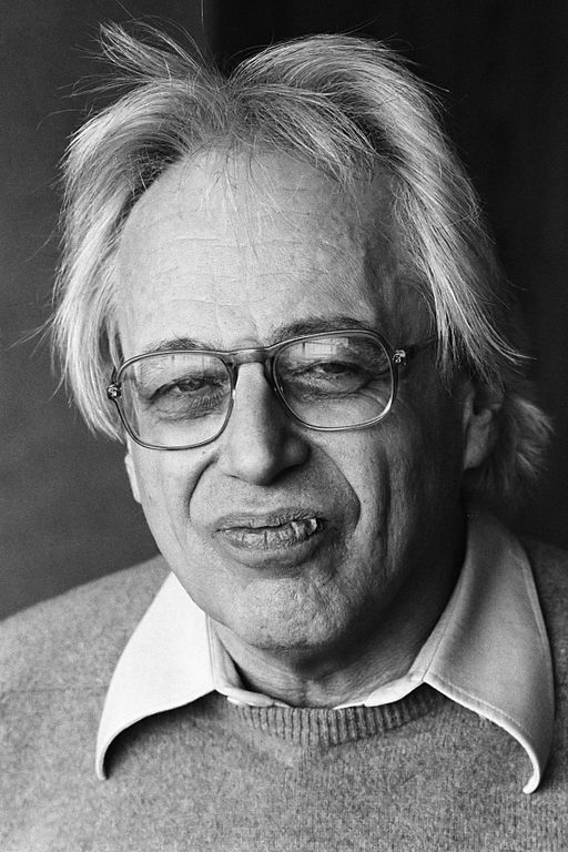 Picture of Gyorgy Ligeti