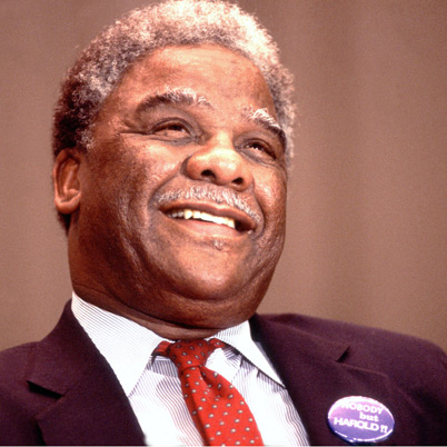 Picture of Harold Washington