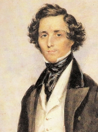 Picture of Felix Mendelssohn